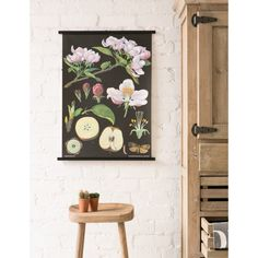 Apple Tree Wall Chart (Small)