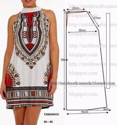 Sewing patterns clothes how to make 59 best ideas Diy Clothing, Sewing Clothes, Clothing Patterns, Dress Patterns, Sewing Patterns, Fashion Sewing, Diy Fashion, Diy Kleidung, Creation Couture