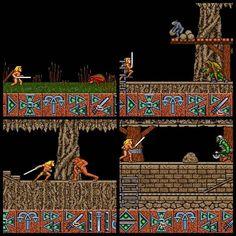 Barbarian Amiga By Psygnosis). Playstation, History Of Video Games, Nintendo, Digital Revolution, Retro Games, Barbarian, 8 Bit, Gaming Computer, Design Reference