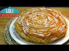 Ruffled Milk Cake (Galatopita, pastel Griego rizado) Recetas paso a paso. - È tutto da mangiare! Sweet Pie, Sweet Bread, Greek Recipes, Pie Recipes, Milk Cake, Beef Curry, Food Cakes, Peanut Butter, Deserts