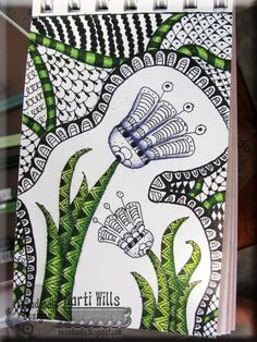 Pez-A-Doodle Designs: drawing and doodling...