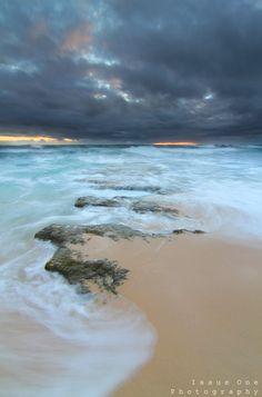 beach outside of Sorrento, Victoria, Australia