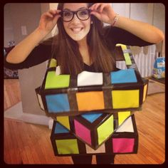 Rubick's Cube. 80s. Check out my FAN JUNK store for cool fan gear: http://astore.amazon.com/cosplay_diary-20 Curated by NYC Metro Fandom. NYC Tri-State Fan Events: http://yonkersfun.com/category/fandom/