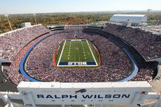 Home of the Buffalo Bills - Ralph Wilson Stadium