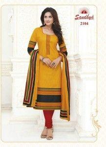 Sandhya Payal Cotton Vol-21 Suit(35 pcs set)