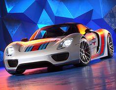 "Check out new work on my @Behance portfolio: ""Porsche 918 - Full CGI"" http://be.net/gallery/50795667/Porsche-918-Full-CGI"
