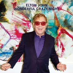 Elton John Wonderful Crazy Night Album Download