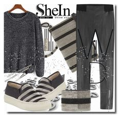 """SheIn / Wild Thing"" by emperormpf ❤ liked on Polyvore featuring Brunello Cucinelli, Urban Decay, women's clothing, women, female, woman, misses and juniors"