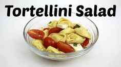 Delicious #Tortellini #Salad. Ideal for every #barbecue #party and #SoooGood. | Leckerer #Tortellini #Salat Ideal für jede #Grillparty und #SoooGood. | #food #snacks #pasta #delicious #yummy #lecker #kitchen #Küche #DIY