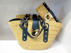 Beach Accessories, Straw Bag, To Go, Style Inspiration, Stylish, Summer, Blog, Summer Time, Blogging