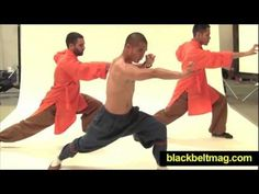 "▶ 7-Minute Shaolin Workout With Shaolin Monk Wang Bo: ""Internal Exercises"" - YouTube"