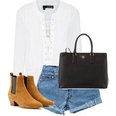 Untitled #8861 by alexsrogers on Polyvore featuring The Kooples, Levi's, Yves…