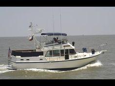 1982 Hatteras 42 LRC Mk.II Power Boat For Sale - www.yachtworld.com
