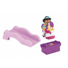 "Little People Disney Klip Klop Figures - Jasmin - Fisher-Price - Toys ""R"" Us"
