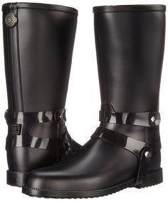 Amazon.com | SLOOSH Italy Women's Mid-Height Matte Rain Boot | Rain Footwear