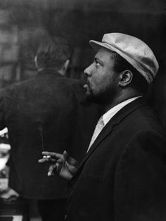 Thelonious Monk - 1964 photographic print by Moneta Sleet  #EcoOla  http://www.facebook.com/pages/Eco-Ola/168036436569442