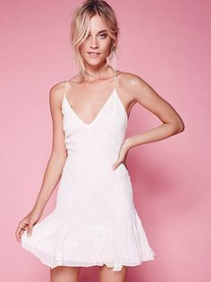 Sparklette Mini Dress from Free People!