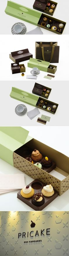 Pricake — The Dieline   Packaging & Branding Design & Innovation News