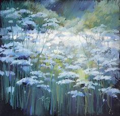 Зонтичные поляны Umbels 32×31. 2015