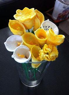 fiori uncinetto (segnaposto)