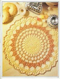 Kira crochet: Crocheted scheme no. 651