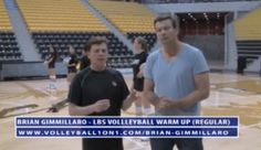 Brian Gimmillaro is one of the famous coaches in volleyball history. In this video Brain talks about some important secrets of volleyball warm up drill. Brian tells that large number of ball touches in short time, good movements and team communication skill is essential for this drill. part of http://www.volleyball1on1.com/long-beach-state-brian-gimmillaro-famous-volleyball-warm-up-drill/