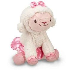 Doc McStuffins Toys Lambie-- Zoe saw at walmart and wanted so bad!