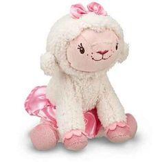 Doc McStuffins Toys Lambie