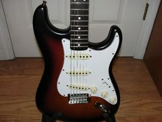 Highway One Strat