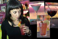 Namíchejte si skvělý koktejl s Lucií Bílou: Tyhle zbožňuje! Celebrity, Alcohol, Celebs, Famous People
