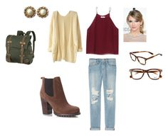 Untitled #79 by maddy-adams on Polyvore featuring polyvore, fashion, style, Wilfred, Frame Denim, Chinese Laundry, United by Blue, Chanel and Ray-Ban