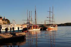 Oslo, le port