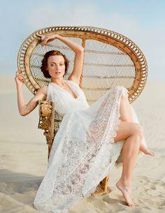 Editorial and cover for Rue Magazine « Jose Villa Peacock Chair, Boho Bride, Boho Wedding, Bohemian Weddings, Wedding Dinner, Beach Weddings, Destination Wedding, Queen, Lace Dress