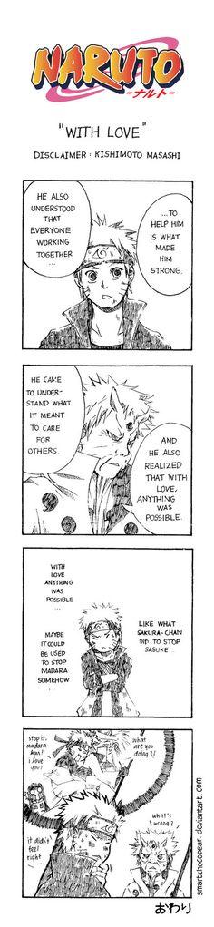 Naruto Doujinshi - With Love by SmartChocoBear on DeviantArt