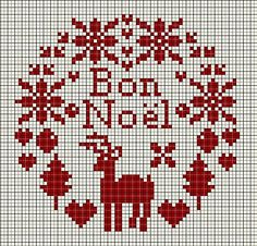 Cross stitch  *<3* Point de croix bon-noel-bis-2010-copie-1.jpg