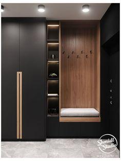 Wardrobe Room, Wardrobe Design Bedroom, Bedroom Bed Design, Bedroom Furniture Design, Home Room Design, Wardrobe Interior Design, Hallway Furniture, Bedroom Small, Bedroom Modern
