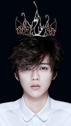 You'r very handsome Prince, Lu