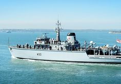 Ship's company of HMS Ledbury will visit affiliated town Ledbury this weekend & exercise their Freedom with parade through streets.Arriving on Saturday (Feb 22),1st engagement for sailors from Hunt-Class mine hunter will be friendly football match against Ledbury Swifts,followed by reception at Royal British Legion.On Sunday,mood becomes one of immense pride for the company as crew forms up at Lawnside Road car park to exercise its Freedom for only the 3rd time since honour was bestowzd…