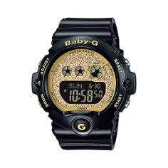 G-Shock Baby-G Series Stylish Watch Black/Gold / One Size Casio smi Baby G Shock, Shops, Stylish Watches, Best Model, Women Brands, Sport Watches, Casio Watch, Digital Watch, Lady