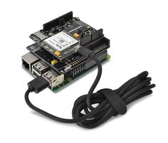 4G + GPS Shield for Arduino and Raspberry Pi Tutorial (LTE / WCDMA / HSPA+ / 3G / GPRS)