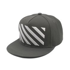 cfc63b9a280 Amped Snapback Hat. Three Color CombinationsSnapback HatsMens CapsBaseball  CapHip HopLinear ...