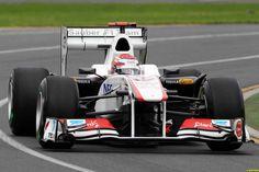 P12: Kamui Kobayashi (JPN) - Sauber-Ferrari C30 - 30 Points #motorsport #racing #f1 #formel1 #formula1 #formulaone #motor #sport #passion