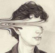 Henrietta Harris is an Auckland-based artist and illustrator who hand-draws t-shirts, paintings and gig posters Unique Drawings, Art Drawings, A Level Art, Level 3, Painting Gallery, Ap Art, Gcse Art, Realism Art, Portraits