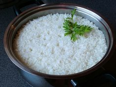 Ryža varená recept