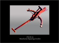 MANCHURIAN REPEATING CROSSBOW