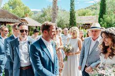 Ibiza wedding. Amy and Ash - beautiful couple! Amazing Ibiza wedding!