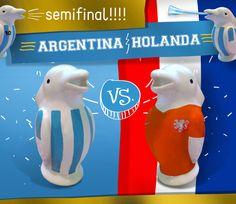 Pingüino argentino - Holanda