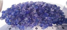 Genuine 86 Ct Top Quality Blue Tanzanite Gemstones Facet Rough Wholesale Lot~02 | Jewelry & Watches, Loose Diamonds & Gemstones, Loose Gemstones | eBay!