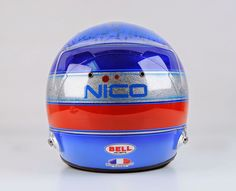 Bell HP7 N.Prost 2014 by Kaos-Design