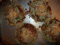 RV Life and Food: Chicken Tostadas